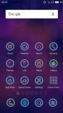 Applying a new theme - Meizu MX6 review