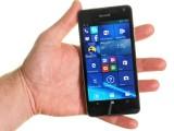 Microsoft Lumia 650 in hand - Microsoft Lumia 650 review