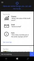 Cortana - Microsoft Lumia 650 review