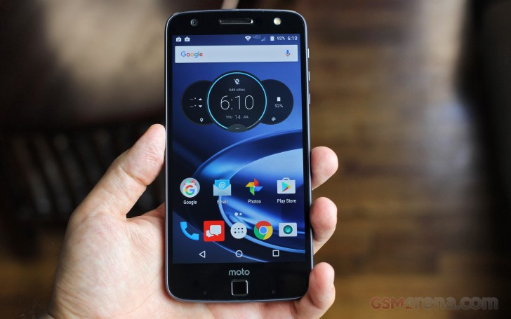 Moto Z Force Droid Edition Review review