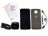 Moto Z Force Droid retail box and contents - Moto Z Force Droid Edition Review