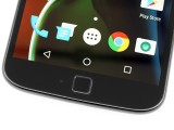 Quite unsightly and not entirely functional fingerprint reader - Motorola Moto G4 Plus review