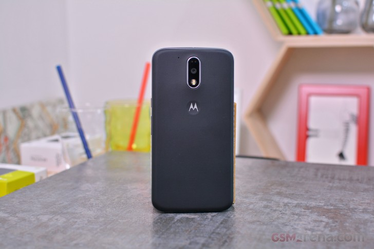 Motorola Moto G4 Plus hands-on