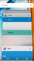 App switcher - Moto G4 review