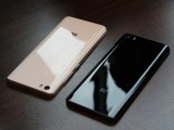 Xiaomi Mi 5 next to the Xiaomi Mi 5 Pro - MWC2016 Xiaomi Mi 5 review