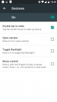 OnePlus gestures - Oneplus 3 review