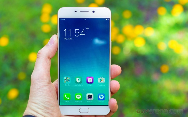 Oppo F1 Plus review: Selfie-propelled: Software overview