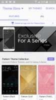 Theme store with exclusive A-series themes - Samsung Galaxy A5 (2016) review