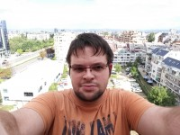 Selfie camera samples - Samsung Galaxy C5 review
