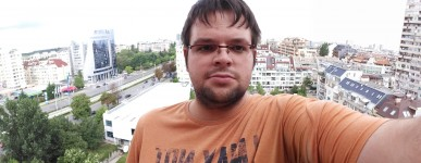 Wide selfie sample - Samsung Galaxy C5 review