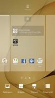 Homescreen editing - Samsung Galaxy C7 review