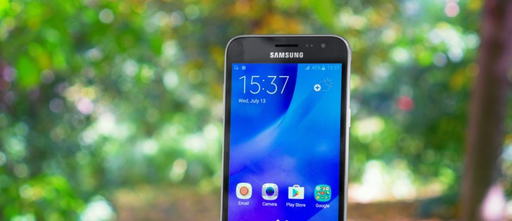 Samsung Galaxy J3 (2016) review: Value driven: User Interface