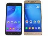 Samsung Galaxy J3 (2016) next to Galaxy J7 (2016) - Samsung Galaxy J3 (2016) review