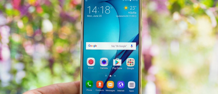 Samsung Galaxy J7 (2016) review: Jump start: Telephony