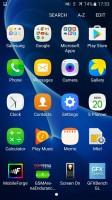 App drawer - Samsung Galaxy J7 2016 review