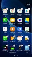 App drawer settings - Samsung Galaxy J7 2016 review