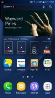 Homescreen - Samsung Galaxy S7 Active review