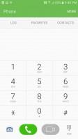 Dialer - Samsung Galaxy S7 Active review
