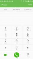 Dialer - Samsung Galaxy S7 Edge review
