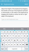 Keyboard size: Biggest | High-contrast mode - Samsung Galaxy S7 Edge review