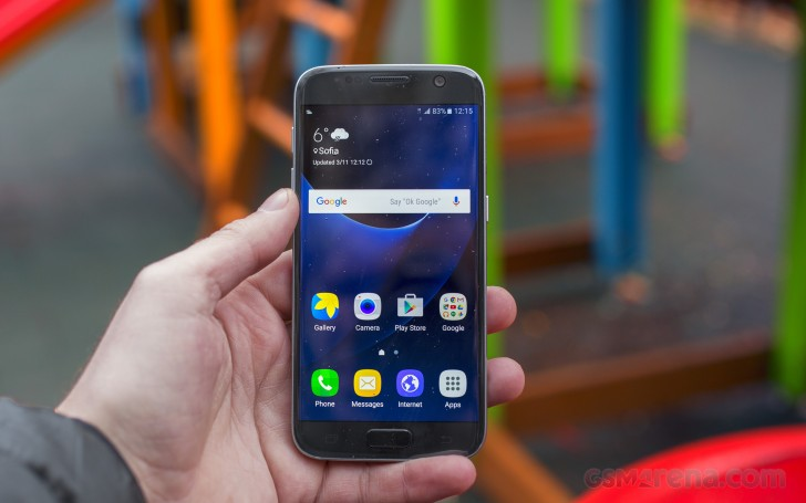 Samsung Galaxy S7 time-saver review