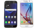 Galaxy S7 next to the Galaxy S6 - Samsung Galaxy S7 review