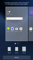 Homescreen - Samsung Galaxy S7 review