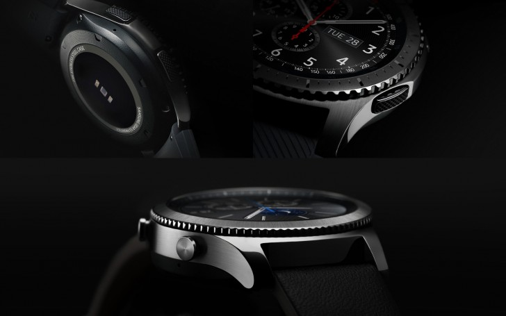 Samsung Gear S3 review: Stepping up a gear: Unboxing, design and