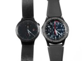 Samsung Gear S3 Frontier compared to the Huawei Watch - Samsung Gear S3 review