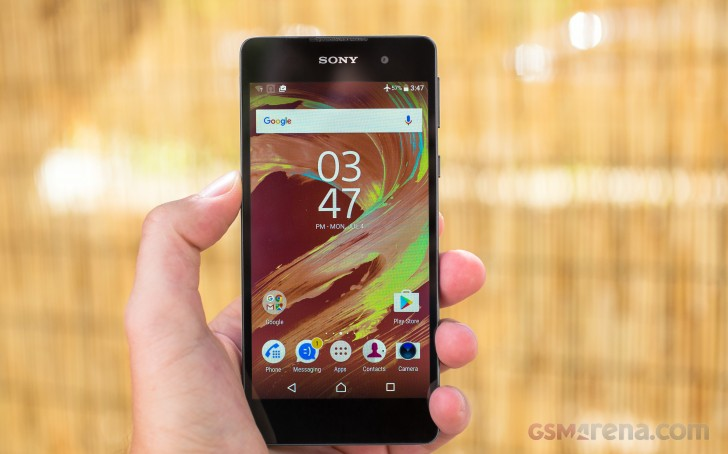 Sony Xperia E5  review