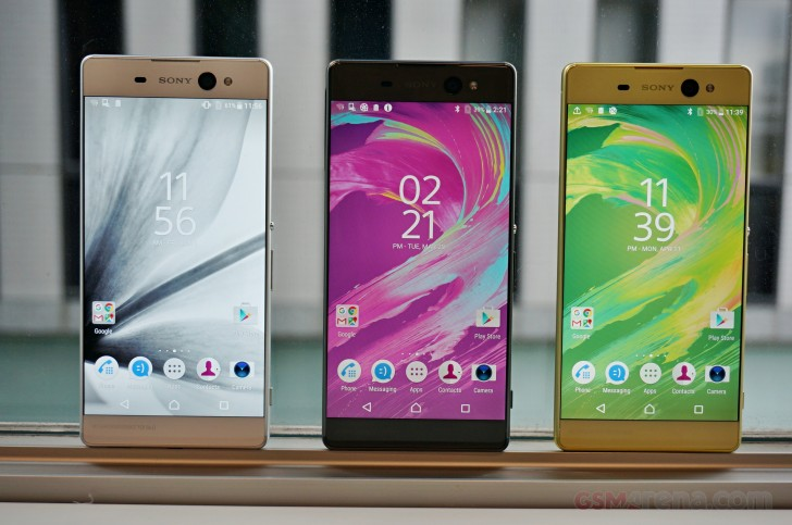 Sony Xperia XA Ultra hands-on