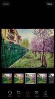 Editing an image - Xiaomi Mi 4s review