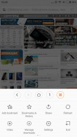 Reading Mode - Xiaomi Mi 4s review