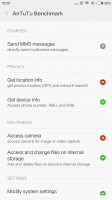 Security app - Xiaomi Mi 5 review