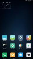 Homescreen - Xiaomi Mi Note 2 review