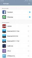 Dual apps settings - Xiaomi Mi Note 2 review