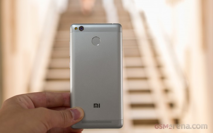Xiaomi Redmi 3 Pro review: Trimmed up: Hardware overview