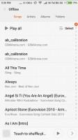 Music Player - Xiaomi Redmi 3 Pro review