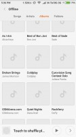 My music - Xiaomi Redmi 3 Pro review