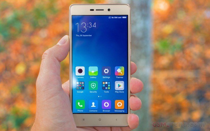 Xiaomi Redmi 3S review: Game of Iterations: Software overview