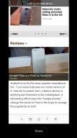 Creating a scrolling screenshot - Xiaomi Redmi 3S review