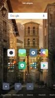 Customizing the homescreen - Xiaomi Redmi Note 3 Snapdragon Review review