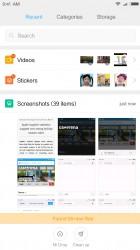 Explorer: Recent files - Xiaomi Redmi Note 4 review