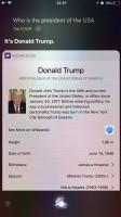 Siri - Apple iPhone 8 Plus review