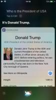 Siri - Apple iPhone 8 review