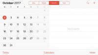 Calendar - Apple iPhone 8 Plus review