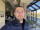 Apple iPhone X 7MP selfie samples - f/2.2, ISO 40, 1/120s - Apple iPhone X review