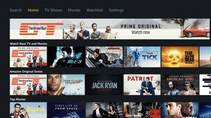 Apple TV 4K review: TV App, Amazon Prime Video