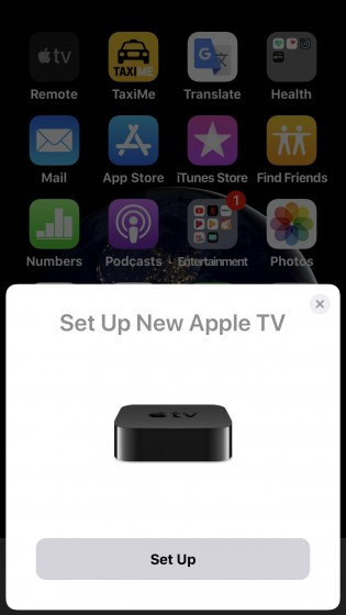Apple TV 4K review: Setting Up, In Use, Photos and Music