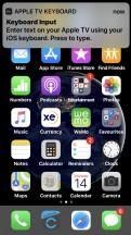Apple TV Notification